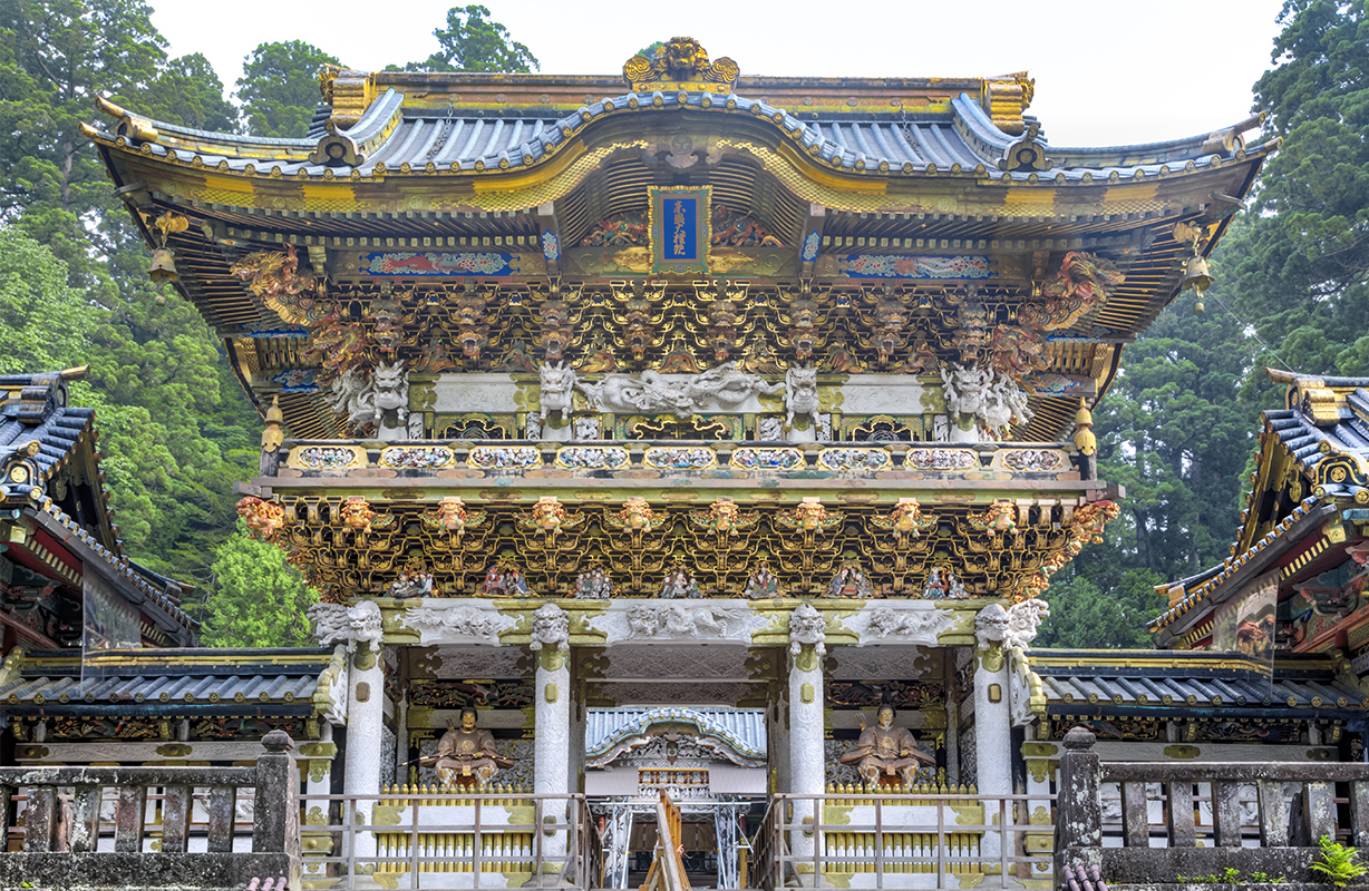 Nikko World Heritage private car tour : 1 day trip Image